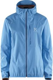 Haglöfs Lim Proof Jacket Women Blue