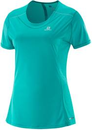 Salomon Agile SS Tee Women's