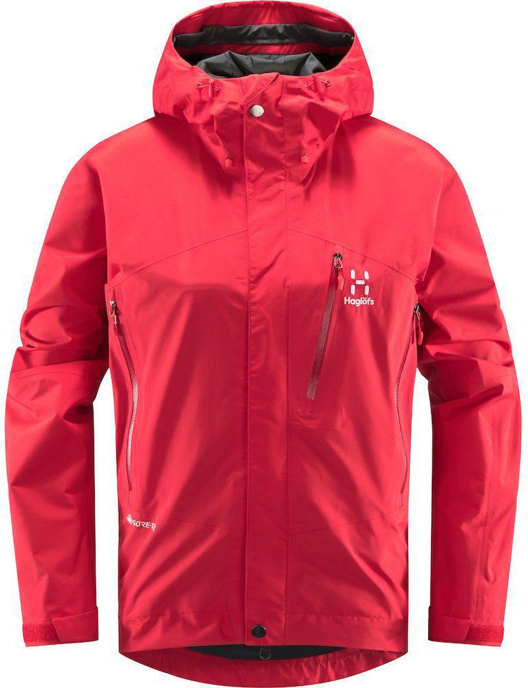 Astral GTX Jacket Women Scarlet S