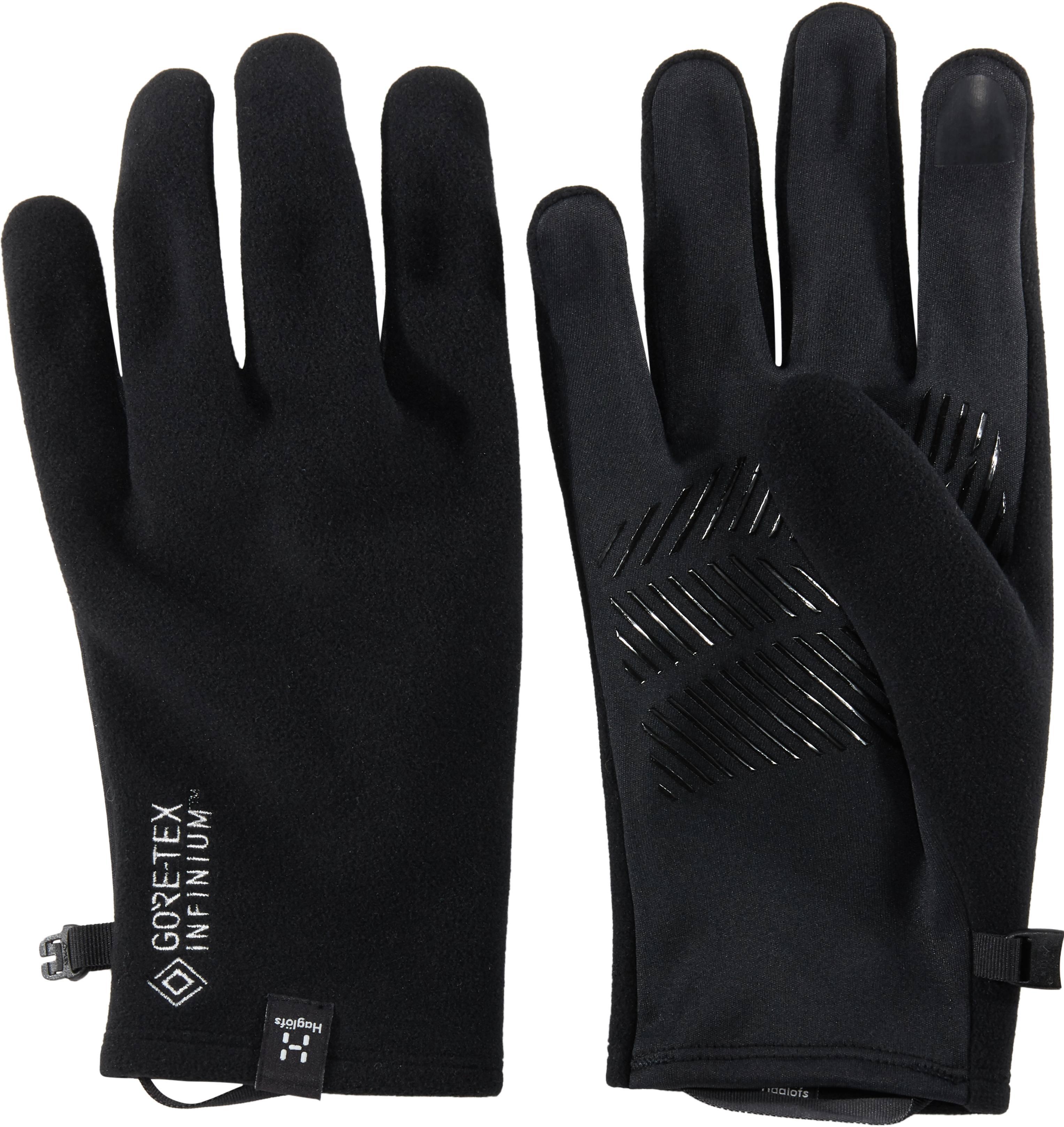 Bow Glove Musta 10