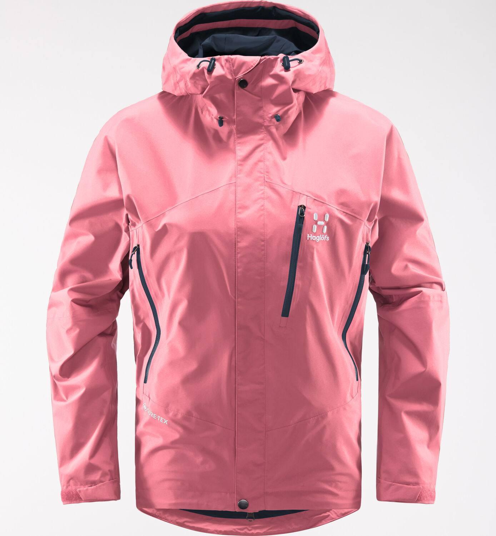Astral GTX Jacket Women Pinkki XL