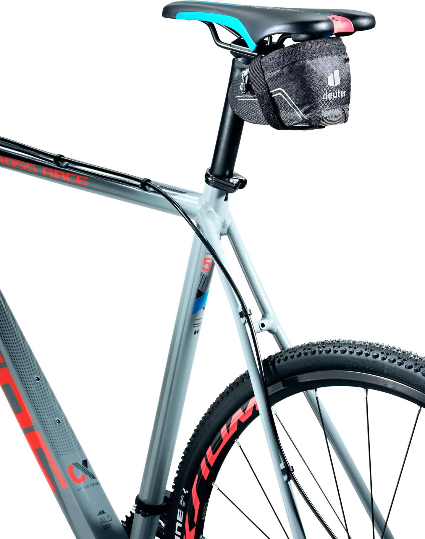 Bike Bag Race LL Musta