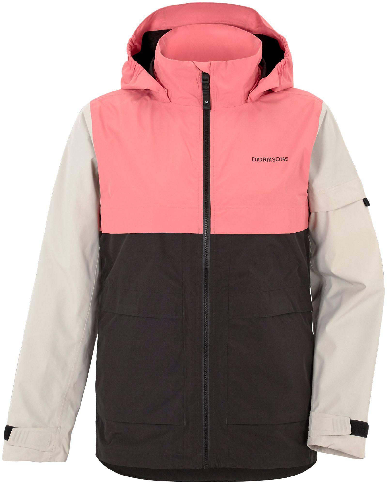 Bates Youth Jacket Pink Rose 160