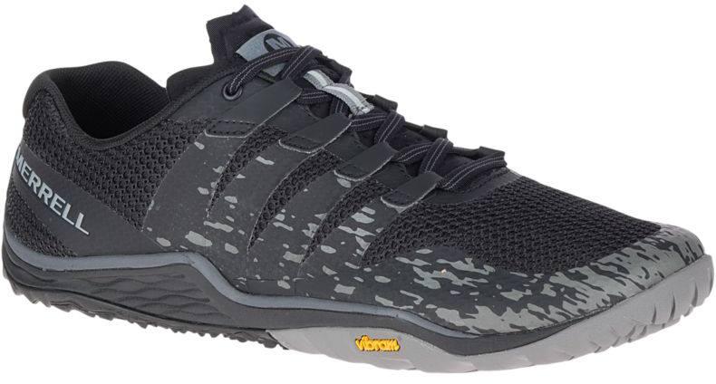 Trail Glove 5 Musta / Harmaa 45