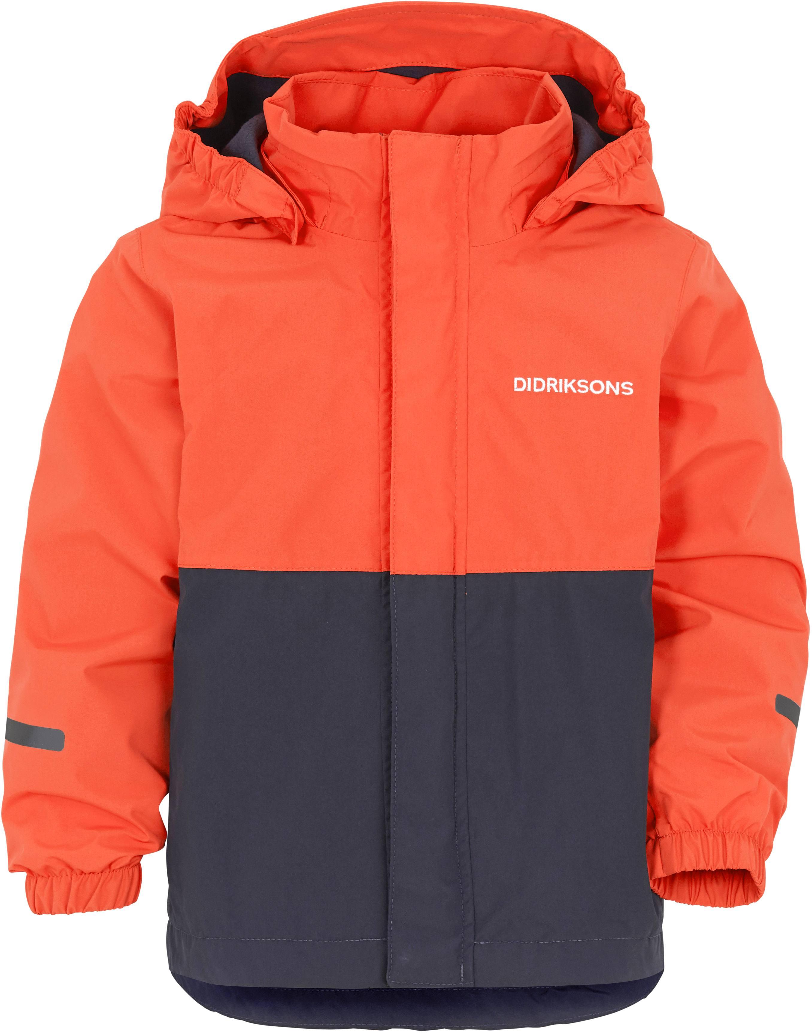 Bri Kids Jacket Punainen 120