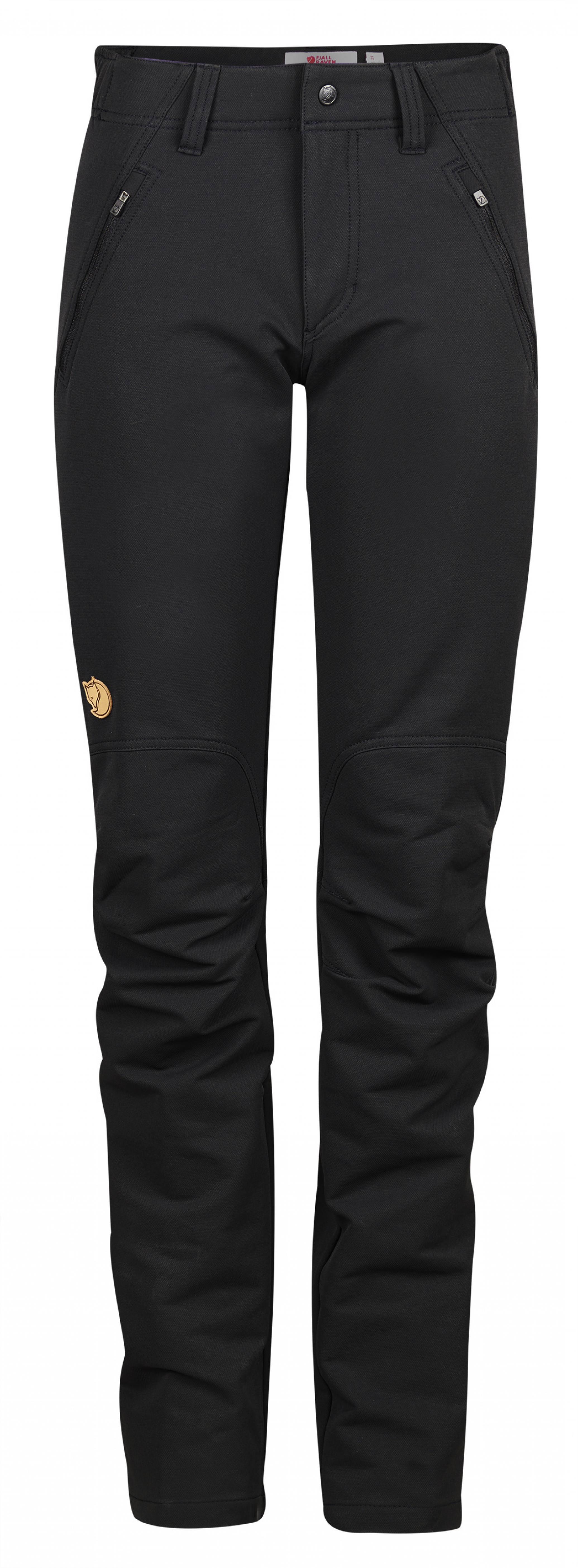 Oulu Trousers W Musta 36