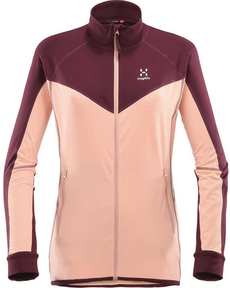Haglöfs Lizard II Jacket Women S Volcanic Pink