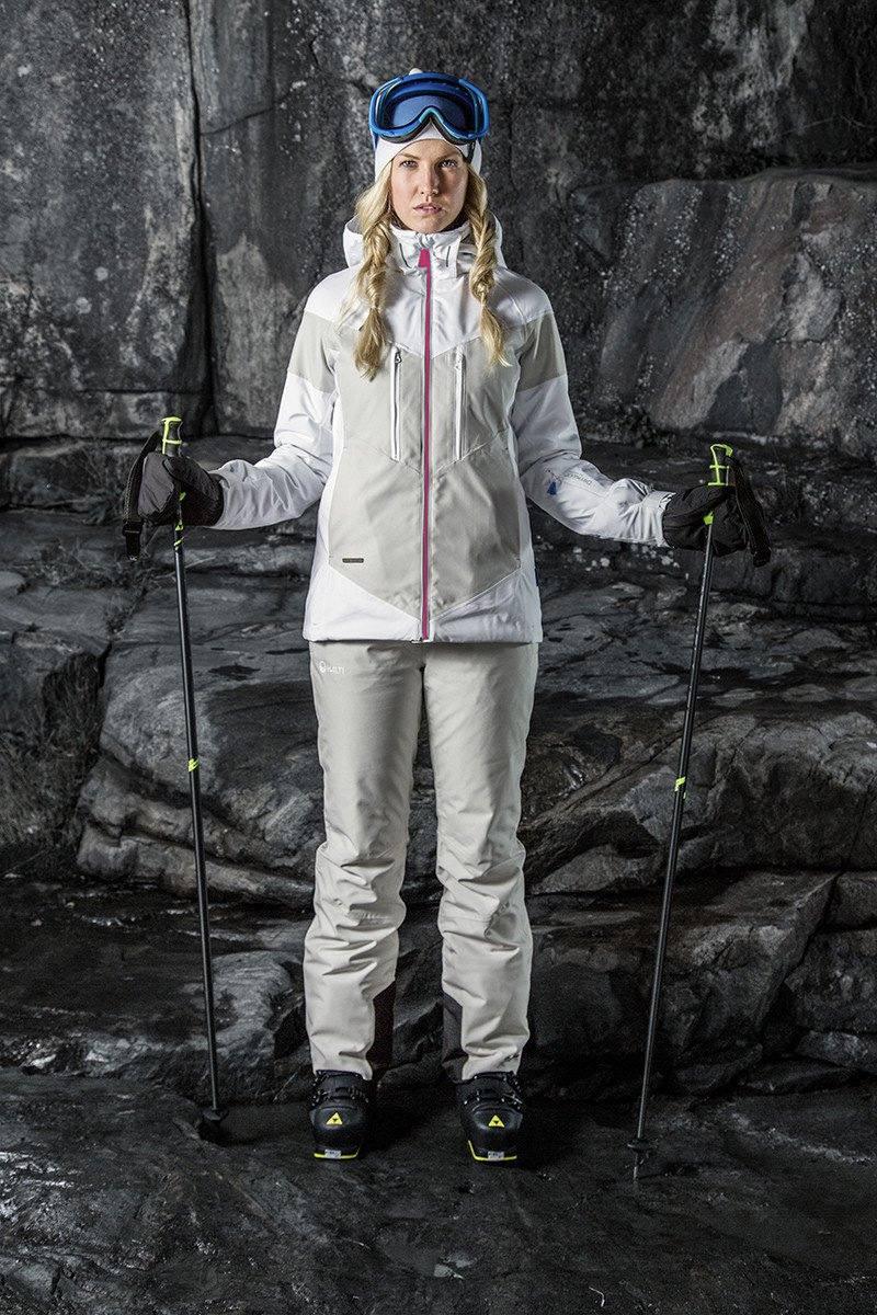 Raitti Women's Jacket Valkoinen