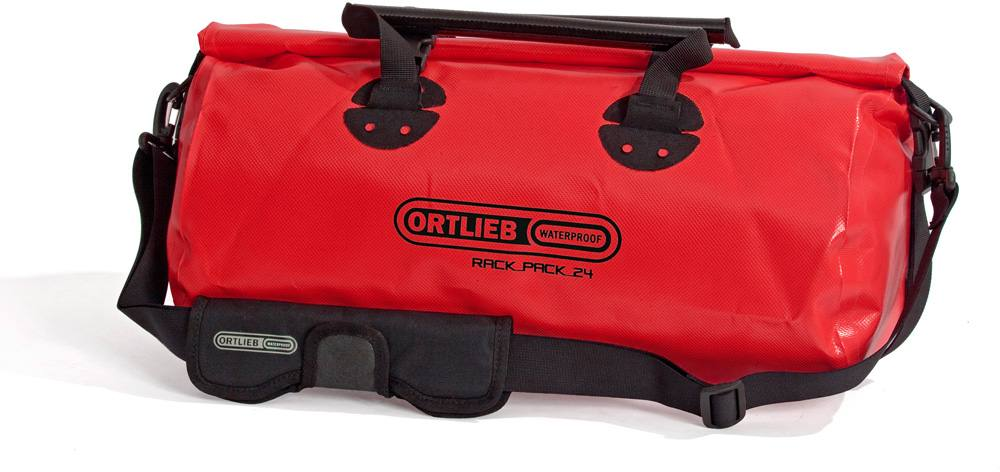 Rack-Pack S punainen