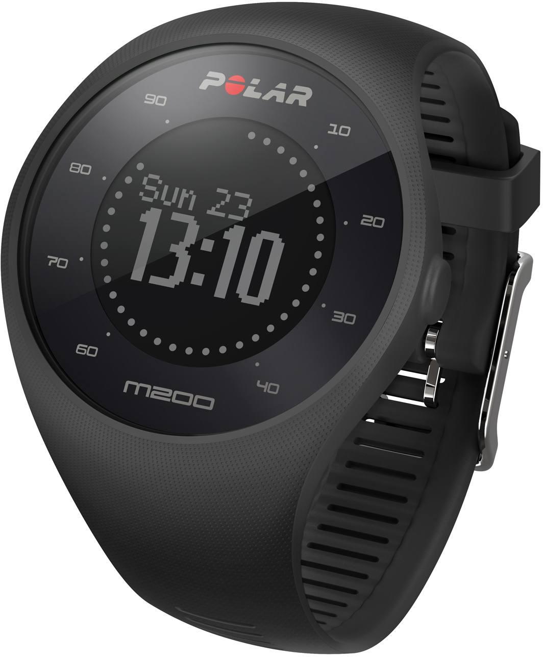 Polar M200 Musta