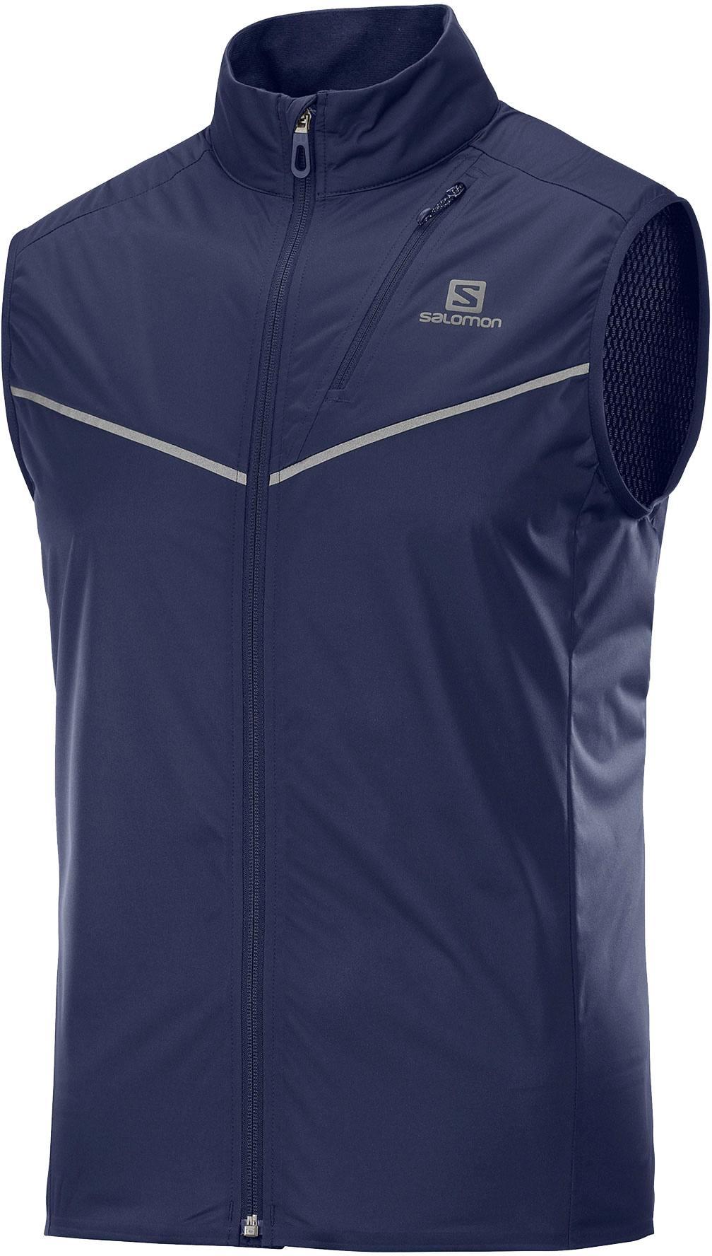 Salomon RS Light Vest Men's Night blue S