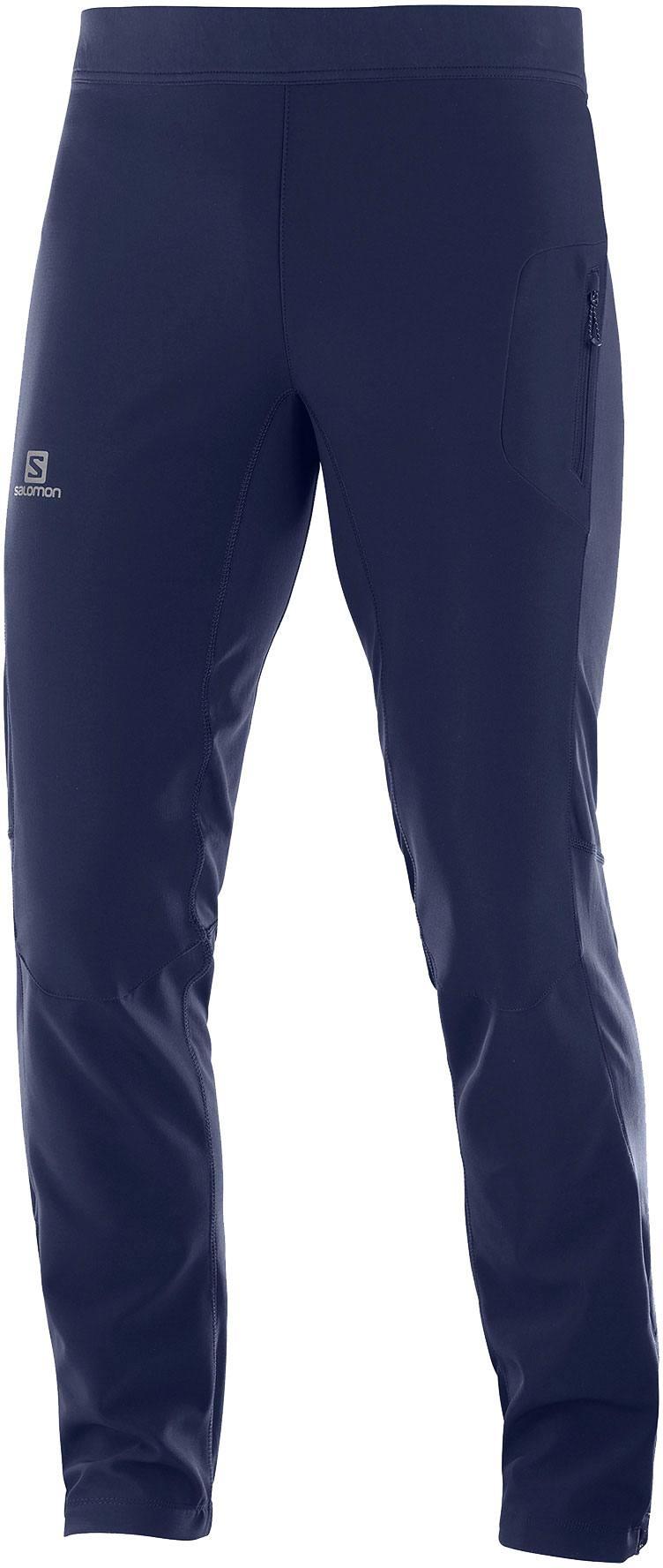 RS Warm Softshell Pant Night blue S